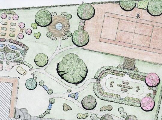 come progettare un giardino 1